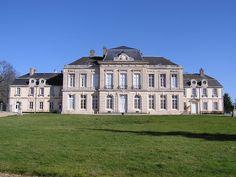 château d'Arcelot. Bourgogne