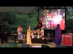 CocoRosie  concert live @ Openluchttheater Caprera (June 16th, 2009)