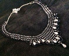 Necklace patterns | Beads Magic - superbe modèle