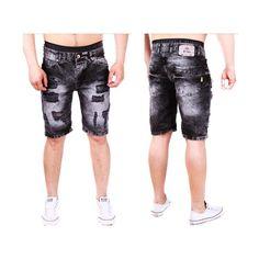 Herren Men Capri Bermuda 3/4 Hose Jeans Hosen Shor aus Großhandel und Import