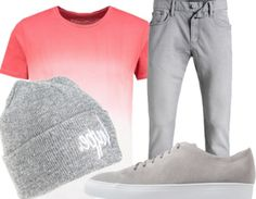 Cool in Grey. stylefruits Inspiration