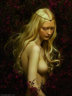 Motherland Chronicles # 50 - Eurydice  zhangjingna.com