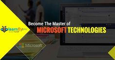 Get Certified on Windows Server, Exchange Server, Sharepoint,Unified Communication, System Center, Lync Server, UI Automation, Windows Azure, .Net, Sql Server, Office 365