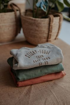 Sticky Fudge, Reusable Tote Bags