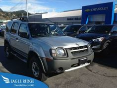 Used 2003 Nissan Xterra 4WD V6 Auto at $66 Bi-Weekly in Coquitlam - Eagle Ridge Chevrolet Buick GMC  http://eagleridgegm.com http://facebook.com/eagleridgegm http://twitter.com/eagleridgegm