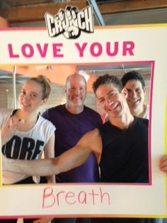 Love Your Breath #LoveYourWorkout