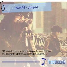 VAMPS - Ahead JRock JMusic