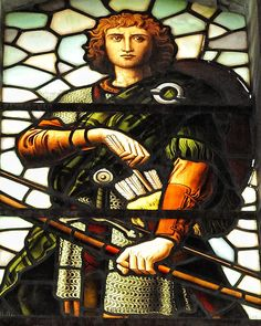 ... glass windows in the William Wallace Monument, Sterling - Scotland ** looks like legolas *.*