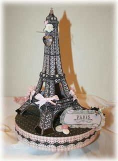 Eiffel Tower Centerpieces                                                                                                                                                                                 More