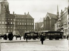 Dam Amsterdam 1897