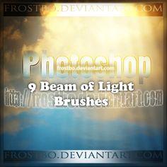 Beam Of Light Photoshop by FrostBo.deviantart.com on @DeviantArt