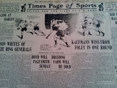 SEPT 1905 NEWSPAPERS #1649- JACK JOHNSON, BOB FITZSIMMONS / BOXING ILLUSTRATIONS