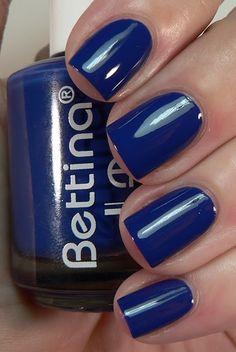 Royal Blue Polish - forever 21 has a similar shade of polish for $3.95. Beautiful!