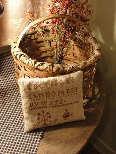 Sweet Prim Basket...