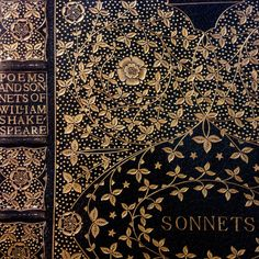 English arts and crafts binding. Doves Bindery. 1890s