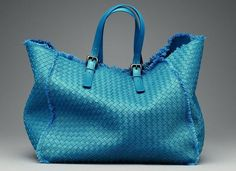 "Gorgeous Bottega Veneta bag!  ""Palm Beach"" limited edition."