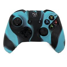 Reytid Xbox ONE Controller Skin Silicone Protective Rubber Cover Gel Grip Case  Microsoft Xbox 1 Gamepad *** Be sure to check out this awesome product.Note:It is affiliate link to Amazon. #likers