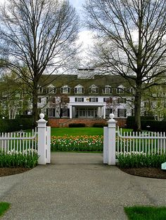 Visit Vermont and discover a host of places to see and things to do that are just a little off the beaten path. Suggest activities to do in each season and where to stay. This is the Woodstock Inn, Woodstock, VT. New England Usa, New England States, Vacation Places, Vacations, Vacation Ideas, Great Places, Places To See, Hotel Punta, Woodstock Vermont