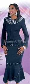 Womens Denim Suits by Odeliah - www.ExpressURWay.com - Womens Denim Suits, Denim Skirt Suits, Odeliah Denim, Denim Suits, Denim Skirt Suits, ExpressURWay