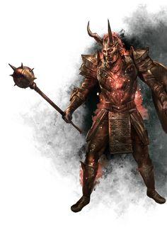 Craglorn - The Elder Scrolls Online Medieval Fantasy, Sci Fi Fantasy, Dark Spirit, Cool Monsters, Elder Scrolls Online, Dnd Art, The Revenant, Monster Art, Character Portraits
