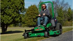 Because being comfortable makes it easier to mow and mow for longer, zero-turn ergonomic innovation abounds in Landscaping Equipment, Lawn Equipment, Zero Turn Lawn Mowers, Increase Productivity, Vice President, Sales And Marketing, Fun To Be One, Engineering, Landscape