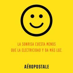 Sonrisa #quotes #Aero #aeropostalemx