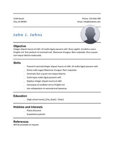 10 free phlebotomy resume templates to get you noticed now | job ...