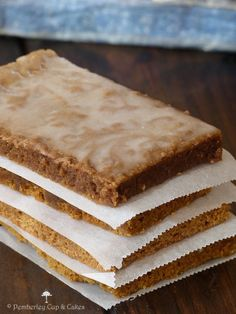Emily Dickinson's Gingerbread