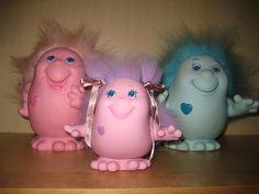 Troeliewoelies, de blauwe had ik (en heb hem nog steeds! 1980s Childhood, My Childhood Memories, Sweet Memories, 1980s Toys, Retro Toys, Vintage Toys, Good Old Times, The Good Old Days, Ballon Animals