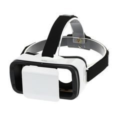 """Mini Butterball Mini VR 3d Glasses VR Virtual Reality Headset 3D Game Movie with Adjustable Pupil and Focal Distance for 4.5"""" - 5.5"""" Smart Phone Compatible with Android & IOS Easy Setup (White). This 3D smartphone glasses works with Android and IOS cell phones that screen between 4.5-5.5 inches. Wear on this unique 3D glasses to make you being an exclusive 3D theater. VR MINI is the latest design and the most light VR 3D Headset Glasses, it only one third size / weight of other VR box.The..."""