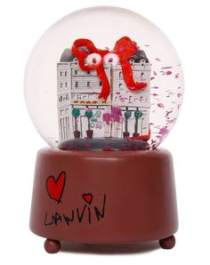 Lanvin Musical Snow Globe