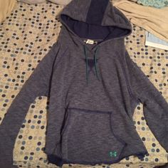 under armour hoodie small under armor hoodie, only worn once Under Armour Jackets & Coats