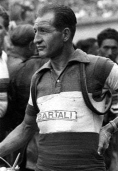 Gino Bartali was born in Italy on He has won the Tour de France twice, in 1938 and both times also winning the mountain competition, and the Giro D'Italia three times in 1937 and also here he won the mountain competition all three times. Paris Roubaix, Vintage Cycles, Vintage Racing, Vintage Bikes, Foto Sport, Velo Retro, Non Plus Ultra, Mountain Bike Shoes, Remo
