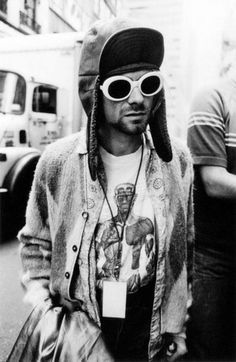 Kurt Cobain I believe In his final days
