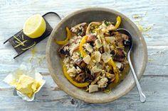 Als er één gerecht is waarin paddenstoelen de show stelen, dan is het wel risotto - Recept - Allerhande