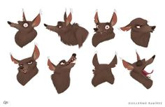 """Wolf Expressions"" by Guillermo Ramírez* Blog/Website 