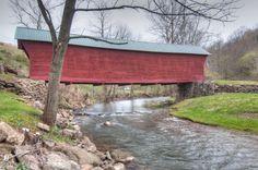 Sinking Creek Covered Bridge by Jeff Culverhouse on 500px