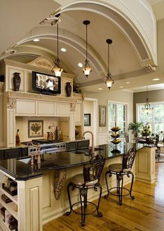 This will be my kitchen one day : )