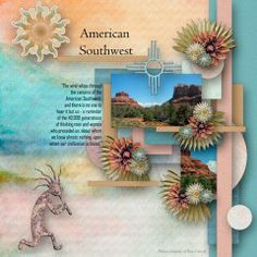 I love this layout by layout artist, Cathy She used Ramblin Rose, a collaboration between #SnickerdoodleDesigns #KimberKatt Scraps and #Jilbert's Bits of Bytes