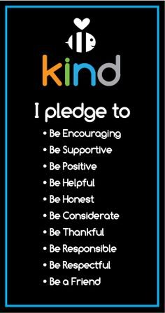 I pledge to:  Visit http://www.thebekindpeopleproject.org to find great teaching resources and to find out more about The Be Kind Break!  #teachers #classrooms #kids