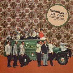 REMOLINO DE ORO  久しぶりにクンビアの高品質な音源のコンピLP。  DOMINO SOUNDは知らなかったですぇ。  ジャケオシャレ!  '61年~'73年の間に録音されたクンビア楽曲がコンパイルされてます。  もっさーーいクンビアのリズムもありますが、内容の大半はノリノリの  リズム。アコーディオンとパーカスのバランスもよさげな曲ばっかですネ。  さっすがDOMINO SOUND。