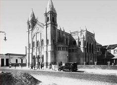 Igreja N S da Paz Ipanema 1930