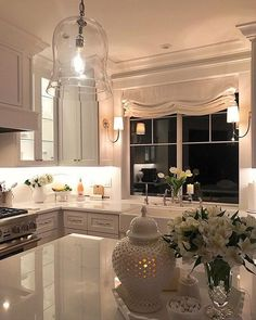 Bright White Kitchen Design Photo by Kristy Wicks (@kristywicks) | Clipboards