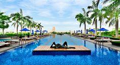 325 euro / 5 nights or 450 free cancelation Chatrium Hotel Riverside, Bangkok, Thailand - Booking.com