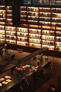 yale library bookshelf - Google Search
