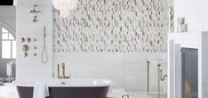 Tile, Stone, & Mosaics Collections: Design Inspiration | ANN SACKS #KBIS2020