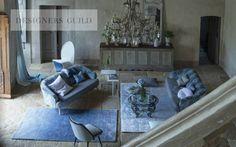 #10decoracion azul claro Tricia Guild