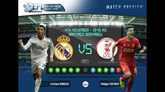 FIFA 17 | Real Madrid vs Liverpool 2-1 (Official Gameplay)