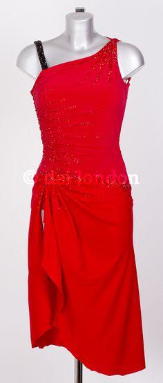 Sophie Ellis Bextor flamenco ballroom dress week 7 Argentine tango