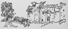 The Six Swans -- Isobel Read -- Fairytale Illustration